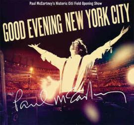 Paul McCartney – Good Evening New York City (CD)