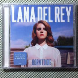 Lana Del Rey – Born To Die (CD)