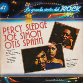 Percy Sledge / Joe Simon / Otis Spann ‎– Percy Sledge / Joe Simon / Otis Spann