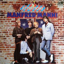 Manfred Mann – Attention! Manfred Mann!
