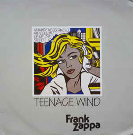 Frank Zappa ‎– Teenage Wind