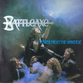 Battleaxe – Power From The Universe
