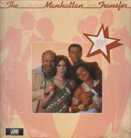 Manhattan Transfer ‎– Coming Out