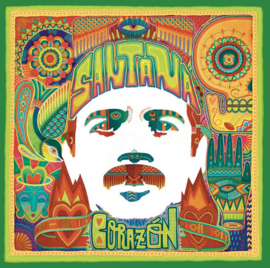Santana – Corazón (CD)