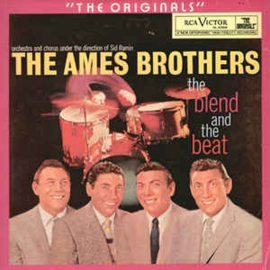 Ames Brothers ‎– The Blend And The Beat