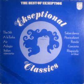 Ekseption – Ekseptional Classics - The Best Of Ekseption