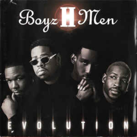 Boyz II Men ‎– Evolution (CD)