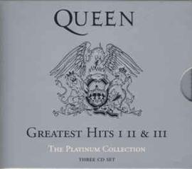 Queen – Greatest Hits I II & III (CD)