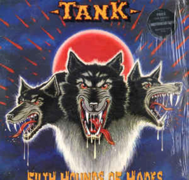 Tank ‎– Filth Hounds Of Hades