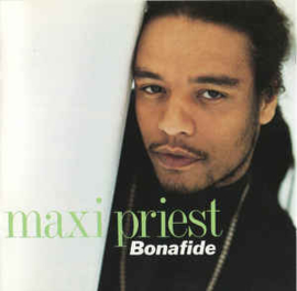 Maxi Priest ‎– Bonafide (CD)