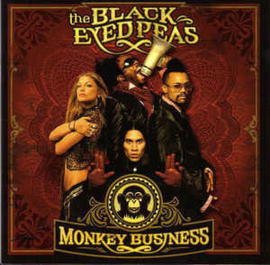 Black Eyed Peas ‎– Monkey Business (CD)