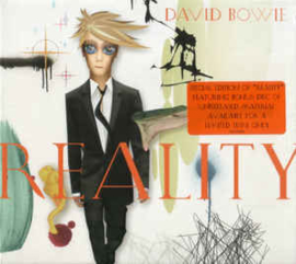 David Bowie – Reality (CD)
