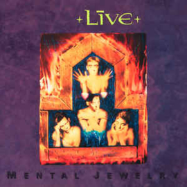 Live ‎– Mental Jewelry (CD)