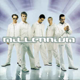 Backstreet Boys ‎– Millennium (CD)