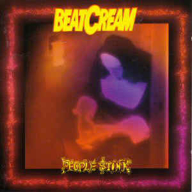 Beatcream ‎– People Stink / Bite (CD)