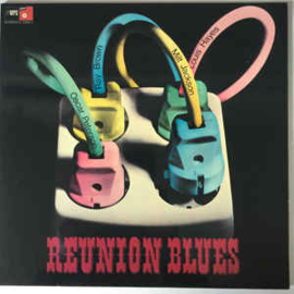 Oscar Peterson, Milt Jackson, Ray Brown, Louis Hayes – Reunion Blues