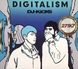 Digitalism – DJ-Kicks (CD)