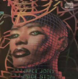 Grace Jones – Inside Story (CD)