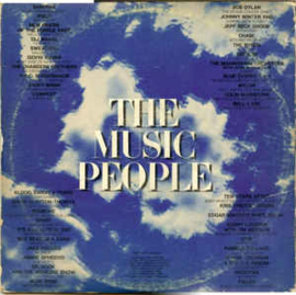 Various ‎– The Music People