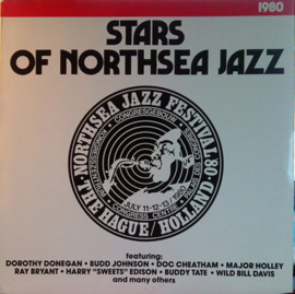 Various – Stars Of Northsea Jazz 1980