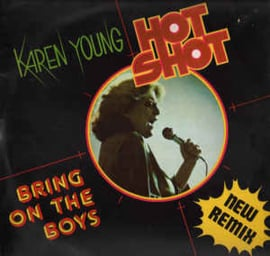 Karen Young ‎– Hot Shot