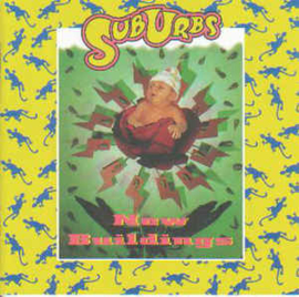 Suburbs ‎– New Buildings (CD)