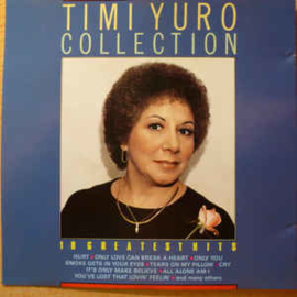 Timi Yuro ‎– Collection - 18 Greatest Hits (CD)