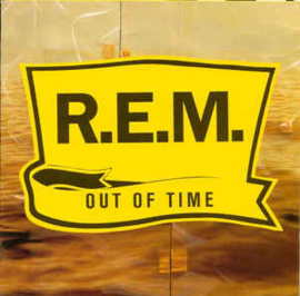 R.E.M. ‎– Out Of Time (CD)