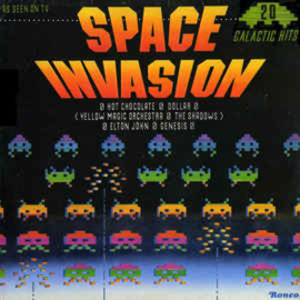 Various ‎– Space Invasion