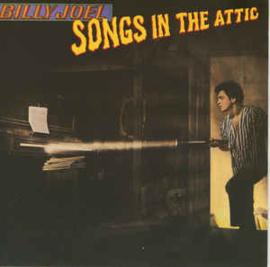 Billy Joel ‎– Songs In The Attic (CD)