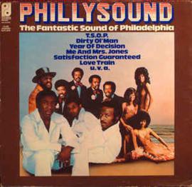 Various – Phillysound - The Fantastic Sound Of Philadelphia