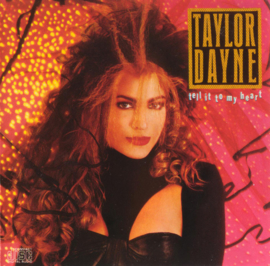 Taylor Dayne – Tell It To My Heart (CD)