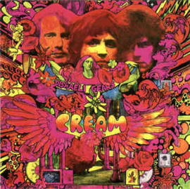 Cream ‎– Disraeli Gears (CD)