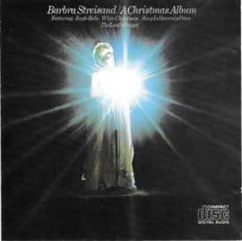 Barbra Streisand ‎– A Christmas Album (CD)