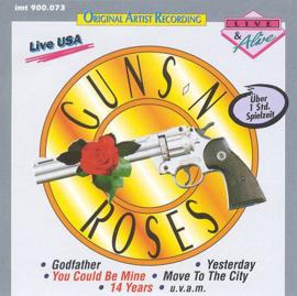 Guns N' Roses – Live USA (CD)