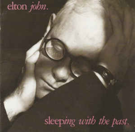 Elton John ‎– Sleeping With The Past (CD)