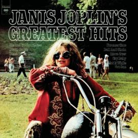 Janis Joplin – Janis Joplin's Greatest Hits (LP)