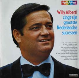 Willy Alberti – Willy Alberti Zingt Zijn Grootste Nederlandse Successen