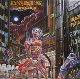 Iron Maiden ‎– Somewhere In Time (LP)