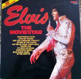 Elvis Presley– The Moviestar