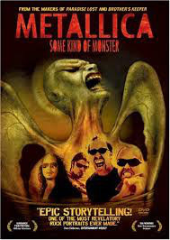 Metallica – Some Kind Of Monster (DVD)
