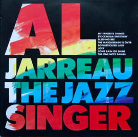 Al Jarreau ‎– The Jazz Singer