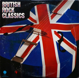 Various – British Rock Classics