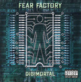 Fear Factory ‎– Digimortal (CD)