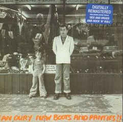Ian Dury ‎– New Boots And Panties!! (CD)