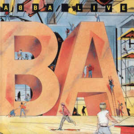 ABBA – Live (CD)
