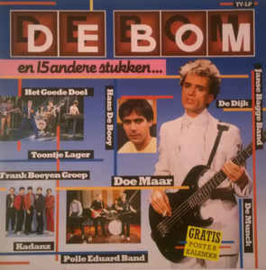 Various – De Bom En 15 Andere Stukken...