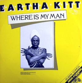 Eartha Kitt – Where Is My Man