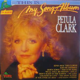 Petula Clark – This Is My Songalbum