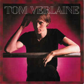 Tom Verlaine ‎– Tom Verlaine (CD)